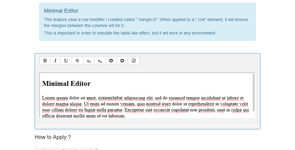 Why should we use a HTML Editor?
