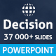 Decision Powerpoint Presentation Template - GraphicRiver Item for Sale