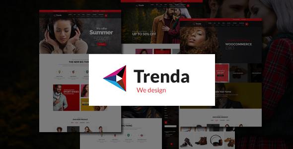 Trenda – Multi Concept eCommerce HTML Template