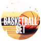 Basketball Set - VideoHive Item for Sale