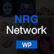 NRGNetwork - Responsive Social Network WordPress Theme - ThemeForest Item for Sale