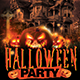 Halloween Flyer v4 - GraphicRiver Item for Sale
