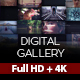 Digital Gallery - VideoHive Item for Sale
