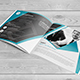 Square Bi Fold Brochure Template - GraphicRiver Item for Sale