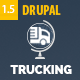 Trucking - Transportation & Commerce Drupal Theme - ThemeForest Item for Sale