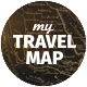 Download My Travel Map from VideHive