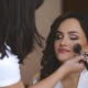 Make-up Artist Doing Make-up For The Bride - VideoHive Item for Sale