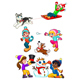 Children are Playing with Snow - GraphicRiver Item for Sale