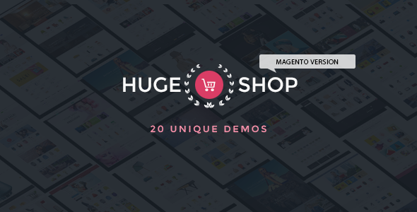 HugeShop – Wonderful Multi Concept Magento 2 Theme | Fashion, Digital, Furniture, Cosmetic, Jewerly