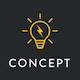Concept - Minimal WordPress Portfolio Theme Nulled
