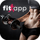 Fitness One Page Psd Template - ThemeForest Item for Sale