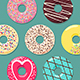 Donuts. - GraphicRiver Item for Sale