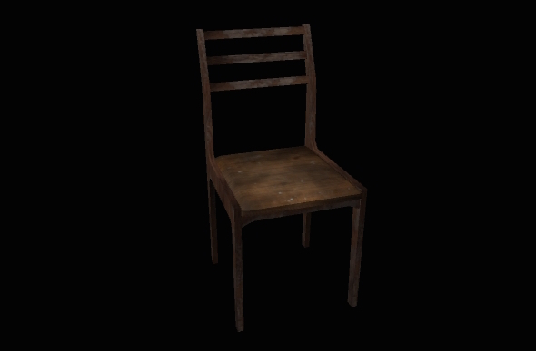Chair 3 - 3DOcean Item for Sale