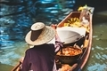 Floating market in Bangkok - PhotoDune Item for Sale