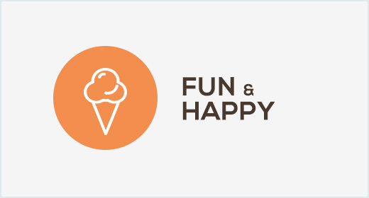 Fun & Happy