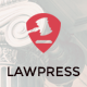 LawPress - Lawyers & Attorneys WordPress Theme Nulled
