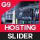 Web Hosting Slider - GraphicRiver Item for Sale