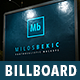 Outdoor Billboard Mockup - GraphicRiver Item for Sale