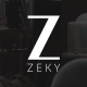 Zeky Typeface Font Nulled