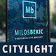 Citylight Billboard Mockup - GraphicRiver Item for Sale