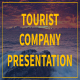 Tourist Company Presentation - GraphicRiver Item for Sale