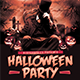 Halloween Flyer v5 - GraphicRiver Item for Sale