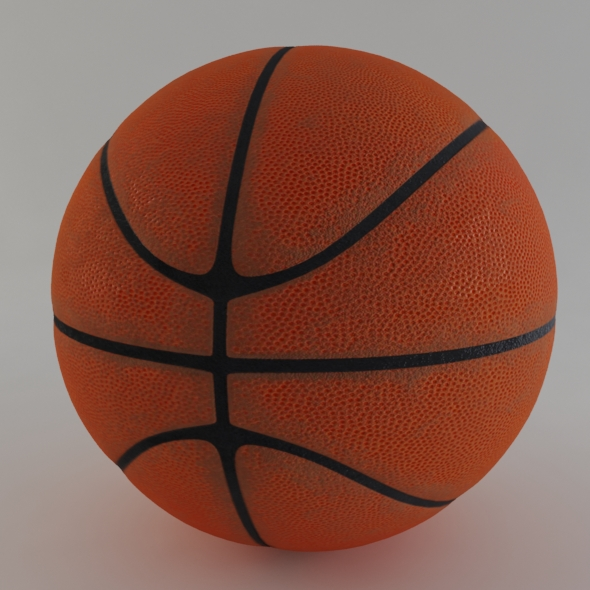 basketball ball - 3DOcean Item for Sale