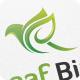 Leaf Bird - Logo Template - GraphicRiver Item for Sale