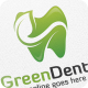 Green Dental / Teeth - Logo Template - GraphicRiver Item for Sale