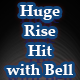 Huge Rise Hit with Bell - AudioJungle Item for Sale