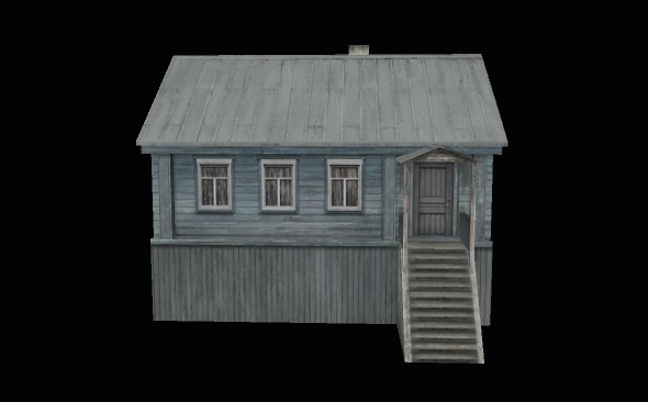 House 8 - 3DOcean Item for Sale