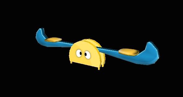 Seasaw - 3DOcean Item for Sale