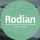 Rodian Sans - GraphicRiver Item for Sale