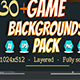 30+ Game Backgrounds Pack 2 - GraphicRiver Item for Sale