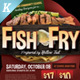 Fish Fry Flyer Templates - GraphicRiver Item for Sale