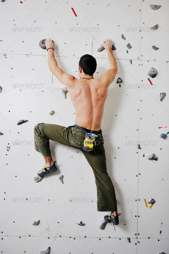 climbing - Stock Photo - Images