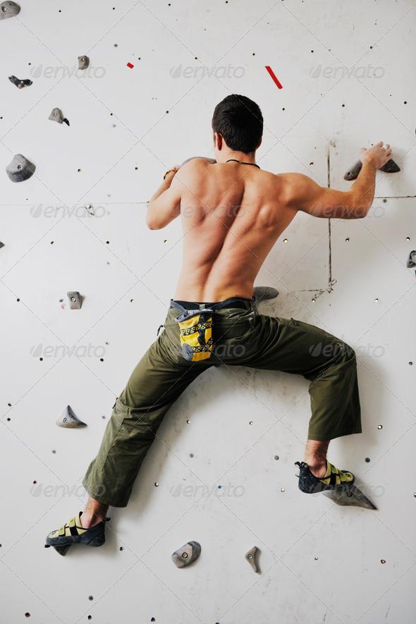climbing - Stock Photo - Images