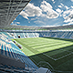 European Soccer Stadium - 3DOcean Item for Sale