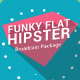 Funky Flat Hipster Broadcast Package - VideoHive Item for Sale