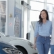 Young Couple Comes To The Car Dealership - VideoHive Item for Sale