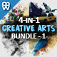 Creative Arts Photoshop Action Bundle v1 - GraphicRiver Item for Sale