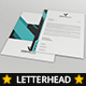 Radiance Letterhead - GraphicRiver Item for Sale