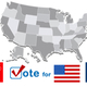 Us Election 2016 Debate Pools Icon Set 01 - GraphicRiver Item for Sale