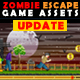 Zombie Escape Game Assets - GraphicRiver Item for Sale