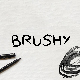 Brushy - GraphicRiver Item for Sale