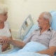 Old Couple Talks at the Hospital - VideoHive Item for Sale