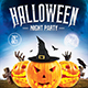 Halloween Party 03 - GraphicRiver Item for Sale