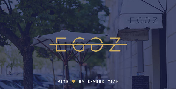 Eggz – A Delicious Restaurant WordPress Theme
