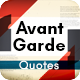 Avant-Garde Quotes - VideoHive Item for Sale