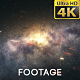 3D Galaxy Fly By 4K - VideoHive Item for Sale